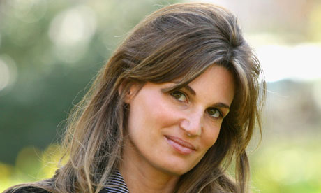Jemima Khan, who has been wrongly accused of an affair with her friend Jeremy Clarkson