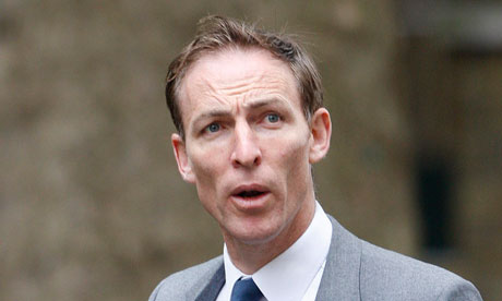 Jim Murphy, who is to lead a review of the Scottish Labour party