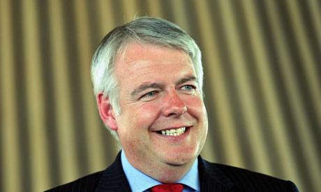 Carwyn Jones, who has been confirmed as the first minister of Wales