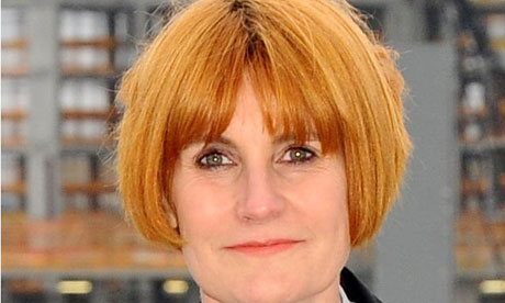 Mary Portas who is to lead a review aimed at developing 'more prosperous and diverse high streets'
