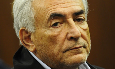 Dominique Strauss-Kahn, who has resigned as head of the IMF
