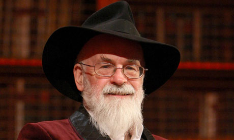Sir Terry Pratchett, whose documentary, Choosing to Die, was broadcast on BBC2 last night