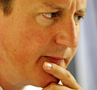David Cameron's government has been forced to perform a number of u-turns