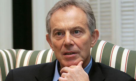 Tony Blair says the riots were not about national 'moral decline' but caused ...