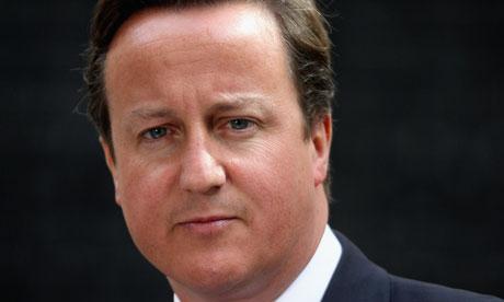 David Cameron makes a statement on Libya
