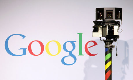 German data protection authorities are considering their response to news that Google has not destroyed all the data its Street View cars collected when they scanned Wi-Fi networks in houses and businesses. Photograph: Sean Gallup/Getty Images