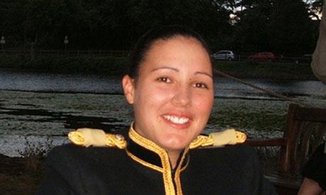 Captain Lisa Jade Head