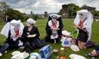 The Order of Perpetual Indulgence's diamond jubilee picnic