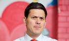 Palestinian cause is victim of Arab revolts, says David Miliband