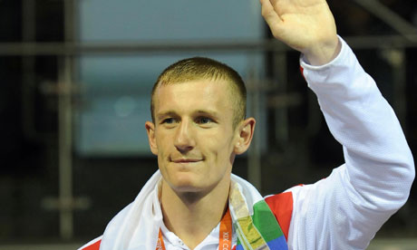 INTERVIEW WITH GREAT BRITAINS OLYMPIC BOXING CAPTAIN TOM STALKER