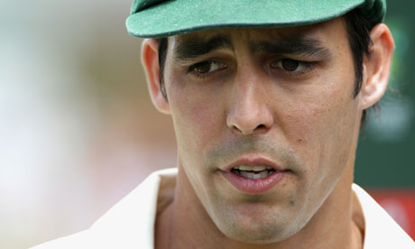 Australia paceman Mitchell Johnson out injured for up to five months