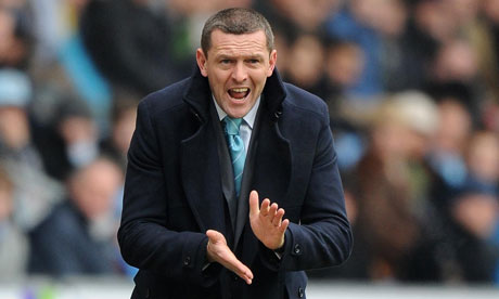 Northampton appoint former Watford and Coventry manager Aidy Boothroyd