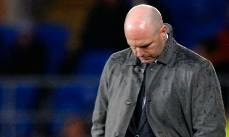 Blackburn forfeited Cardiff game to focus on league, says Steve Kean