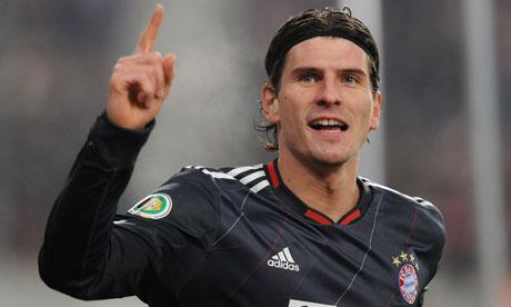 Mario Gómez Bayern