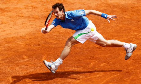 Andy Murray new