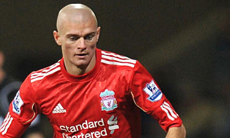 Liverpool start clear-out by selling Paul Konchesky to Leicester
