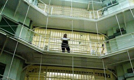 Prison corridors