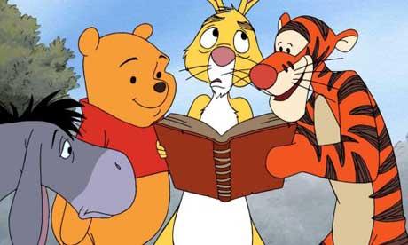 Winnie the pooh characters names eeyore winnie the pooh