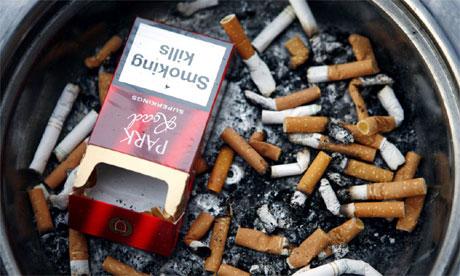 cigarettes Vogue vanille