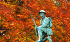 War memorial at Shildon, near Sedgefield