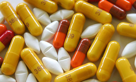 Anti-retroviral drugs used to treat HIV/Aids
