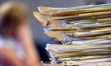 Preparing paperwork may seem intimidating, but the alternatives can be much, much worse