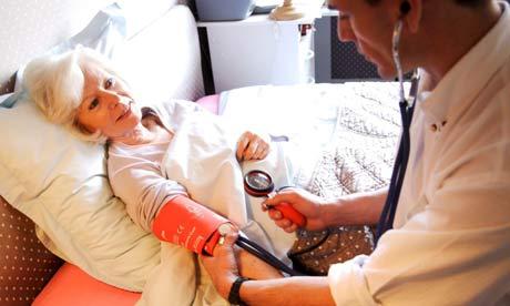 Leczenie pacjenta w szpitalu