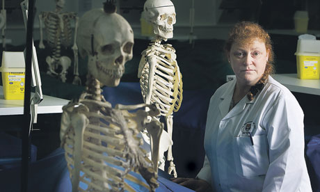 Pathologist Sue Black Forensic pathologist Sue Black pieced together missing