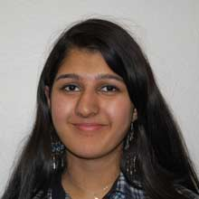 Young people: Ruqayah Begum