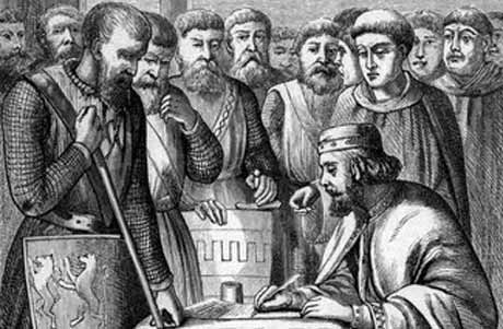 SSS -King John and the Magna Carta