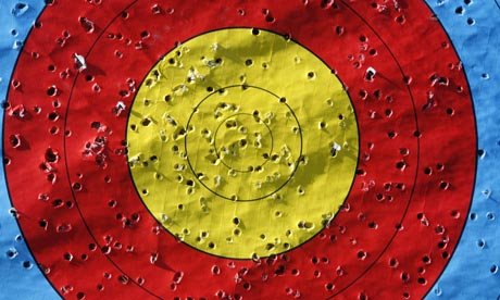 printable archery targets