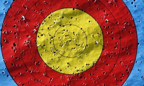 printable archery targets