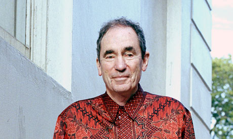 Albie Sachs, South African writer and judge.