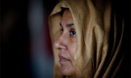Farida asylum seeker in Bolton