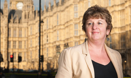 Karen Buck, Labour MP for Westminster North and shadow welfare spokeswoman