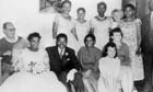NELSON MANDELA AND WINNIE BIZANA IN TRANSKEI,