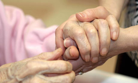 a helping hand nursing care elderly
