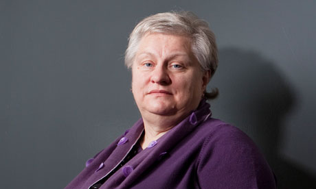 Alison Garnham, chief executive of the Child Poverty Action Group