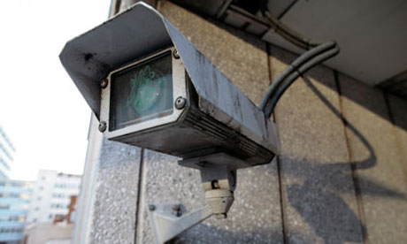 Cctv Increases People S Sense Of Anxiety Society The