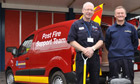 Cheshire's post-fire support team is an after-fire clean-up service organised and run by volunteers