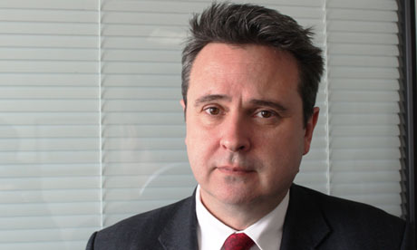 Huw Lewis Huw Lewis the Welsh poverty minister Society The Guardian