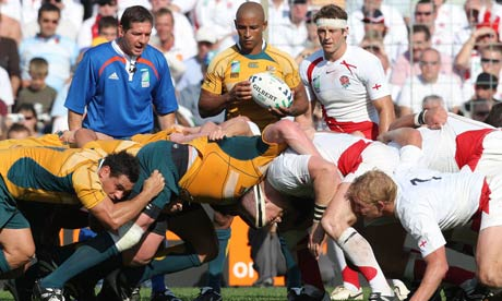 ONLINE SPORTS TELECAST: watch England vs Australia live streaming rugby tv link on 13 November.