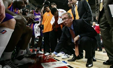 Nick Nurse Basketball Nick Nurse eyes spot on NBA coaching bench
