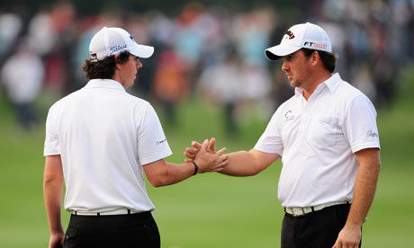 Rory McIlroy. Rory McIlroy and Greame
