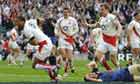 England v France - Delon Armitage