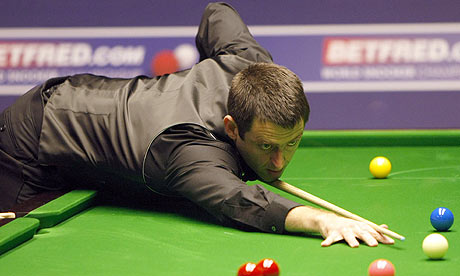 Ronnie O'Sullivan - World Snooker Championships