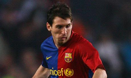 lionel messi 2009. Lionel Messi