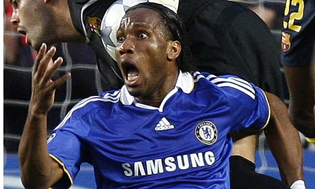 didier drogba fotos. Didier Drogba may do more harm