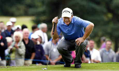 TOM WATSON and the nifty fifties keen to prove the old ones are the ...