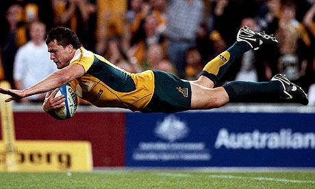 Australia v South Africa - 2009 Tri Nations